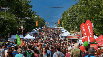 Commercial Drive - Italian Days
